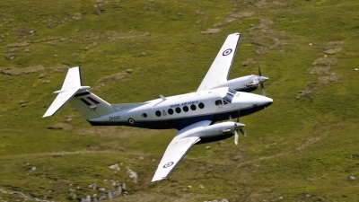 Photo ID 161519 by Gennaro Montagna. UK Air Force Beech Super King Air B200, ZK456