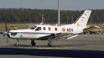 Photo ID 161536 by Günther Feniuk. France Air Force Socata TBM 700B, 160