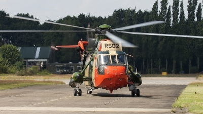 Photo ID 161550 by Walter Van Bel. Belgium Air Force Westland Sea King Mk48, RS02