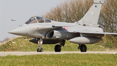 Photo ID 20017 by Alex van Noye. France Air Force Dassault Rafale C, 108