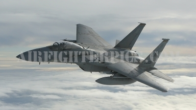 Photo ID 21 by Paul Tiller. USA Air Force McDonnell Douglas F 15C Eagle, 84 0009