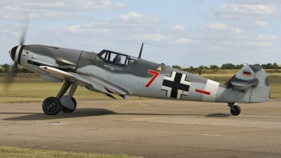 Photo ID 161691 by rinze de vries. Private Messerschmitt Stiftung Messerschmitt Bf 109G 4, D FWME