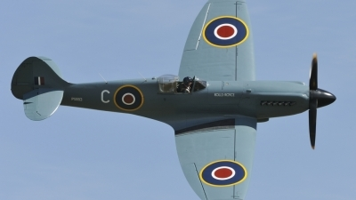 Photo ID 161776 by rinze de vries. Company Owned Rolls Royce Supermarine 389 Spitfire PR19, G RRGN