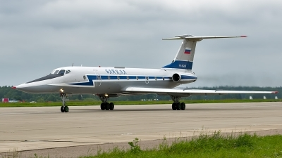 Photo ID 161777 by Vladimir Vorobyov. Russia Air Force Tupolev Tu 134UBL, RF 94246
