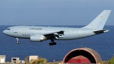 Photo ID 161905 by Alejandro Hernández León. Germany Air Force Airbus A310 304MRTT, 10 27