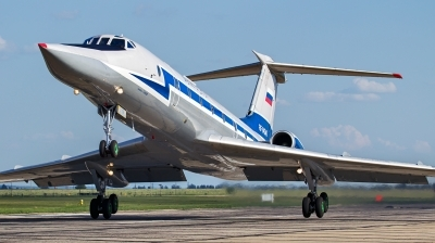 Photo ID 161867 by Sasha Beltyukov. Russia Air Force Tupolev Tu 134UBL, RF 94246