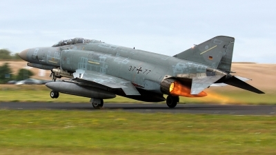 Photo ID 161898 by Rainer Mueller. Germany Air Force McDonnell Douglas F 4F Phantom II, 37 77