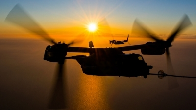 Photo ID 161912 by Ashley Wallace. USA Air Force Bell Boeing CV 22B Osprey, 07 0033