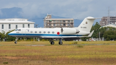 Photo ID 161980 by Lars Kitschke. Japan Air Force Gulfstream Aerospace U 4 Gulfstream IV, 05 3255