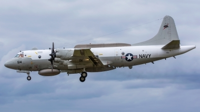 Photo ID 162016 by Ashley Wallace. USA Navy Lockheed EP 3E Orion, 156514