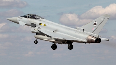 Photo ID 162069 by Carl Brent. UK Air Force Eurofighter Typhoon FGR4, ZJ930