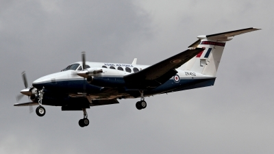 Photo ID 162083 by Carl Brent. UK Air Force Beech Super King Air B200, ZK452