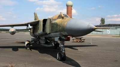 Photo ID 162255 by Jan Eenling. Germany Air Force Mikoyan Gurevich MiG 23ML, 20 13