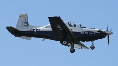Photo ID 20073 by Jaysen F. Snow - Midwest Tail Chasers. USA Air Force Raytheon T 6A Texan II, 05 3790