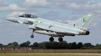 Photo ID 162245 by Carl Brent. UK Air Force Eurofighter Typhoon F2, ZJ913