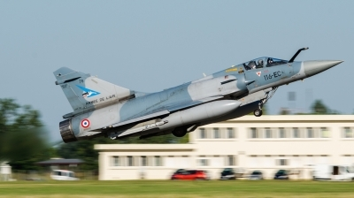 Photo ID 162242 by hugo menard. France Air Force Dassault Mirage 2000 5F, 78
