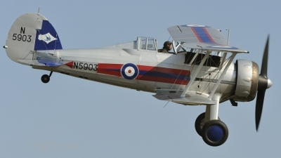 Photo ID 162327 by rinze de vries. Private The Fighter Collection Gloster Gladiator Mk 2, G GLAD
