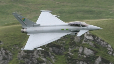 Photo ID 20077 by Neil Bates. UK Air Force Eurofighter EF 2000 Typhoon F2, ZJ918