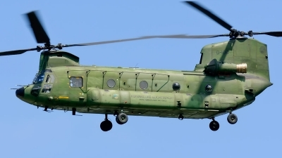 Photo ID 162267 by David Schmidt. Netherlands Air Force Boeing Vertol CH 47D Chinook, D 106