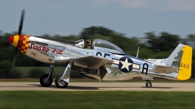 Photo ID 163150 by David F. Brown. Private Private North American P 51D Mustang, NL5420V