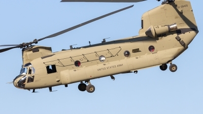 Photo ID 162478 by Jaysen F. Snow - Midwest Tail Chasers. USA Army Boeing Vertol CH 47F Chinook, 10 08405