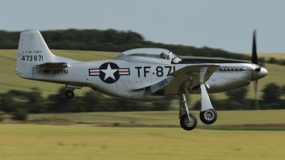 Photo ID 162514 by rinze de vries. Private Meier Motors GmbH Max Alpha Aviation North American TF 51D Mustang, D FTSI