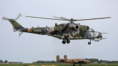 Photo ID 162671 by Jan Eenling. Czech Republic Air Force Mil Mi 35, 3368