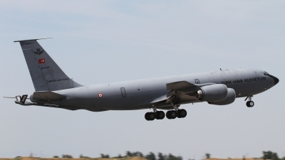 Photo ID 162464 by Kostas D. Pantios. Turkey Air Force Boeing KC 135R Stratotanker 717 100, 60 0326