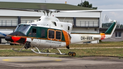 Photo ID 162530 by Daniel Fuchs. Finland Border Guard Bell 412EP, OH HVK