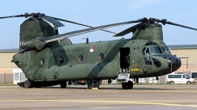 Photo ID 162550 by Carl Brent. Netherlands Air Force Boeing Vertol CH 47D Chinook, D 101