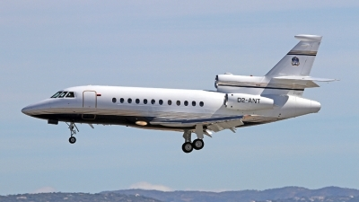 Photo ID 162583 by Fernando Sousa. Angola Government Dassault Falcon 900B, D2 ANT