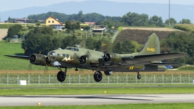 Photo ID 162647 by Thomas Ziegler - Aviation-Media. Private B 17 Preservation Ltd Boeing B 17G Flying Fortress 299P, G BEDF