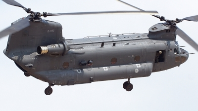Photo ID 162699 by Tony Draps. Netherlands Air Force Boeing Vertol CH 47F Chinook, D 892