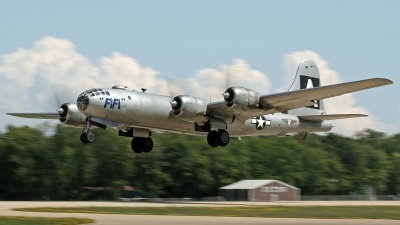 Photo ID 162797 by David F. Brown. Private Commemorative Air Force Boeing B 29A Superfortress, NX529B