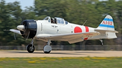 Photo ID 162721 by David F. Brown. Private American Airpower Heritage Flying Museum North American Harvard IV, NX9097
