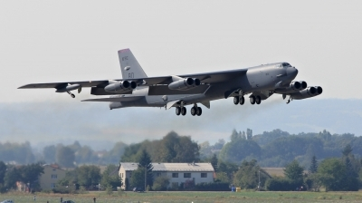 Photo ID 162737 by Milos Ruza. USA Air Force Boeing B 52H Stratofortress, 61 0031