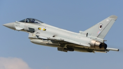 Photo ID 162902 by Stephan Franke - Fighter-Wings. UK Air Force Eurofighter Typhoon FGR4, ZJ915