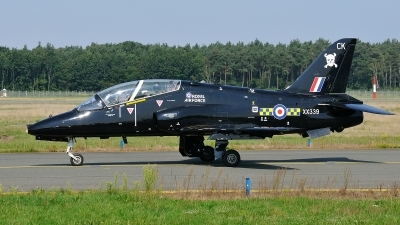 Photo ID 162864 by Klemens Hoevel. UK Air Force British Aerospace Hawk T 1A, XX339