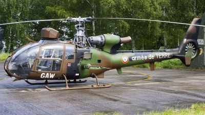 Photo ID 163009 by Walter Van Bel. France Army Aerospatiale SA 342M Gazelle, 3996