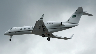 Photo ID 163082 by Mike Hopwood. Saudi Arabia Armed Forces Medical Services Gulfstream Aerospace G 450 G IV SP, HZ MS4B