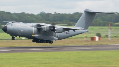 Photo ID 163077 by Ray McFadyen. UK Air Force Airbus Atlas C1 A400M, ZM402