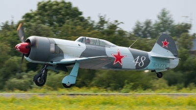 Photo ID 163106 by Kurt Saxkjær. Private Private Yakovlev Yak 3UA, F AZZK