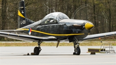 Photo ID 20161 by Alex van Noye. Netherlands Air Force Pilatus PC 7 Turbo Trainer, L 09