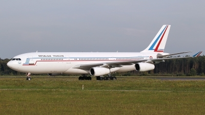 Photo ID 163216 by Mario Boeren. France Air Force Airbus A340 211, F RAJB
