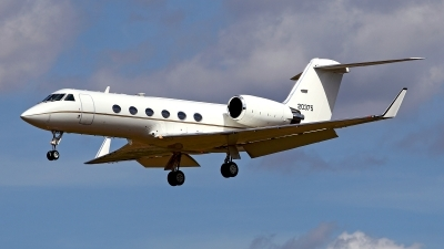 Photo ID 163290 by Carl Brent. USA Air Force Gulfstream Aerospace C 20H Gulfstream IV, 92 0375