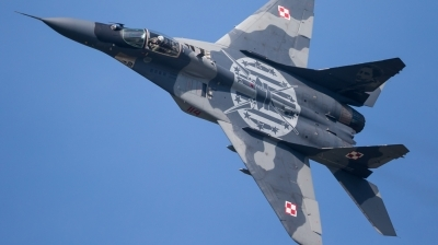 Photo ID 163316 by Andreas Zeitler - Flying-Wings. Poland Air Force Mikoyan Gurevich MiG 29A 9 12A, 114