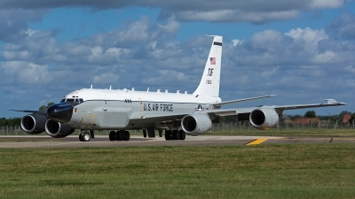 Photo ID 163326 by Ashley Wallace. USA Air Force Boeing RC 135S Cobra Ball 717 148, 61 2663