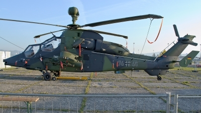 Photo ID 164268 by Alexandru Chirila. Germany Army Eurocopter EC 665 Tiger UHT, 74 45