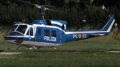 Photo ID 163418 by Patrick Weis. Italy Polizia Agusta Bell AB 212, MM81652