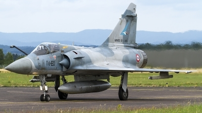 Photo ID 163501 by Thomas Ziegler - Aviation-Media. France Air Force Dassault Mirage 2000 5F, 66